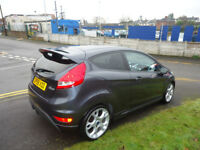 2009 FORD FIESTA S 120 3 DR 74K MILEAGE COME WITH 12 MONTHS MOT VERY GOOD CAR .