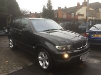2006 BMW X5 3.0 d SE 5dr ** ONLY TWO KEEPERS FROM NEW ** MANUAL ** 2 KEYS ** HPI CLEAR ** FACELIFT