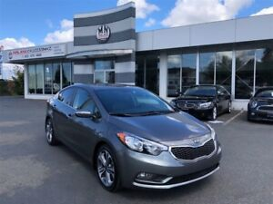 2016 Kia Forte SX GDI Fully Loaded Leather Navigation Only 23k k