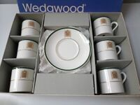 Wedgewood House of Commons Coffee cups & saucers - Pokesdown BH5 2AB