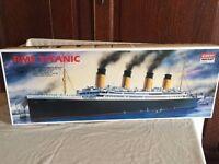 Titanic Model Kit 1/350 scale.