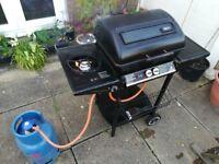 Gas Barbecue BBQ landmann