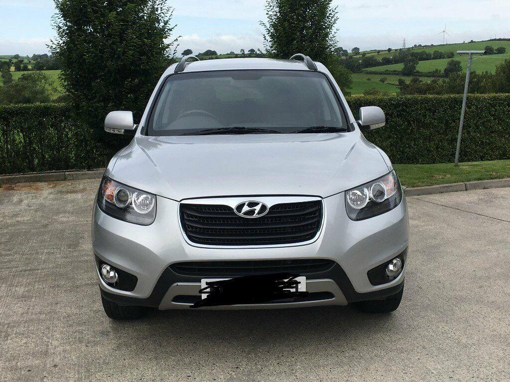 Hyundai Santa Fe - Premium CRDI - 7 Seats - 5 door - Mot'd until Feb 2020    in Newry, County Down   Gumtree
