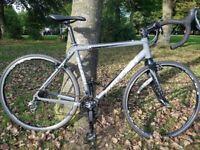 Men Raleigh Road Bike Carbon Forks