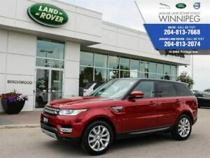 2014 Land Rover Range Rover Sport HSE Supercharged *INCOMING LEA