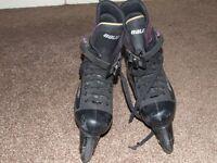 Bauer Inline Skates Size 8