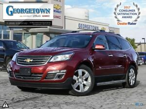 2013 Chevrolet Traverse LTZ LTZ *DVD*