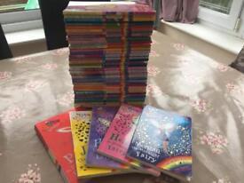 Daisy Meadows Rainbow Magic Fairy Books £1 a Book