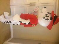 look alike Marshall Mascot fancy dress Costume Dog Dress £139.99 plus £13 postage