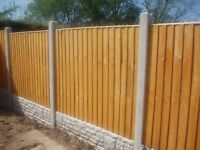 We Sell Top Quality Fence Panels Del Available 07400949412
