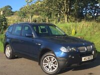 2005 X3 2.0 DIESEL SE 2 OWNERS LEATHER 4X4 MANUAL SERVICE HISTORY MOT'D EXCELLENT CONDITION JEEP