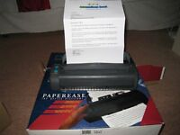 Paperease Desktop Scanner