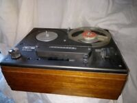 Tandberg 641X 7 inch Reel to Reel Stereo Tape Deck