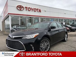 2016 Toyota Avalon Limited, Black, Brand New, Leather