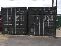 Shipping container to rent in march Cambridgeshire £100 per month no vat