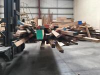 Job Lot - Mixed Hardwoods - Mainly American Oak and Ash