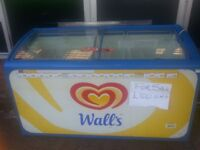 used Walls freezer fully working shop/retail 100 ono collection only