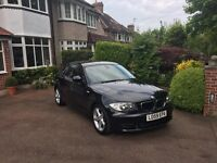 Bmw 1series 120d coupe 27k miles