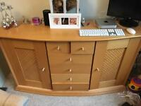 Sideboard and TV cabinet