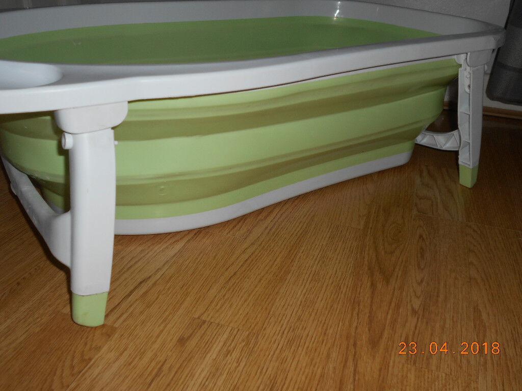 karibu travel folding baby bath very good clean used condition | in ...