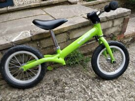 Kokua LIKEaBIKE Hardy childs balance bike (Green)