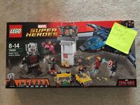 Lego 76051 - Super Hero Airport Battle Brand new and sealed