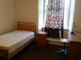 1 x Single Furnished Bedroom in High Street Alloa All Bills Included