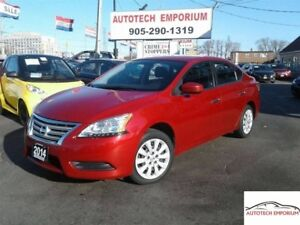 2014 Nissan Sentra Auto Bluetooth/All Pwr &GPS*$39/Wkly