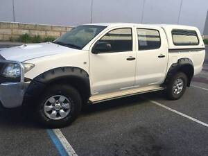 SATURDAY SPECIAL REDUCED 2009 Toyota Hilux 4WD Ready to go Malaga Swan Area Preview
