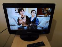 "Excellent 20"" SAMSUNG LCD TV/ MONITOR hd ready"