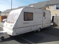2001 Bailey Pageant Imperial 2 berth caravan with mover