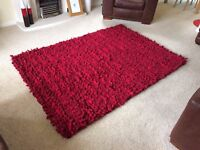 Next 'flump' rug (2m x 1.4m)