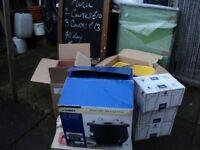 Assortment of Catering equipment