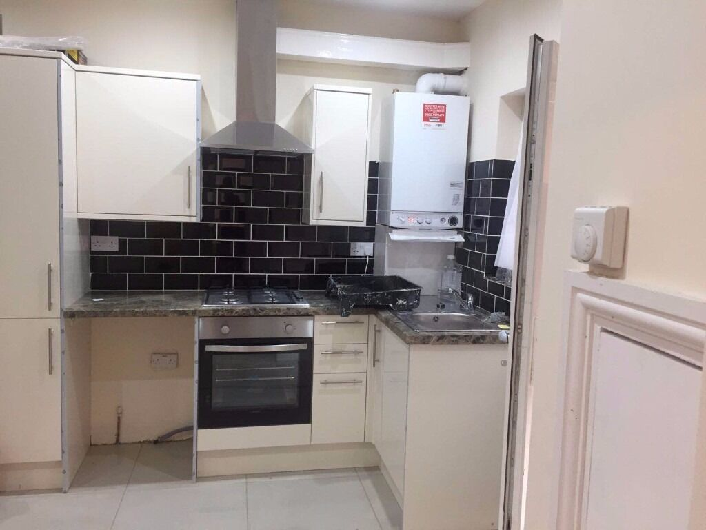 Newly Built Three Bed Ground Floor Flat in Chadwell Heath