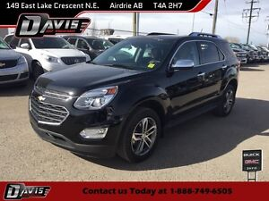 2017 Chevrolet Equinox Premier BOSE AUDIO, SUNROOF, HEATED SEATS