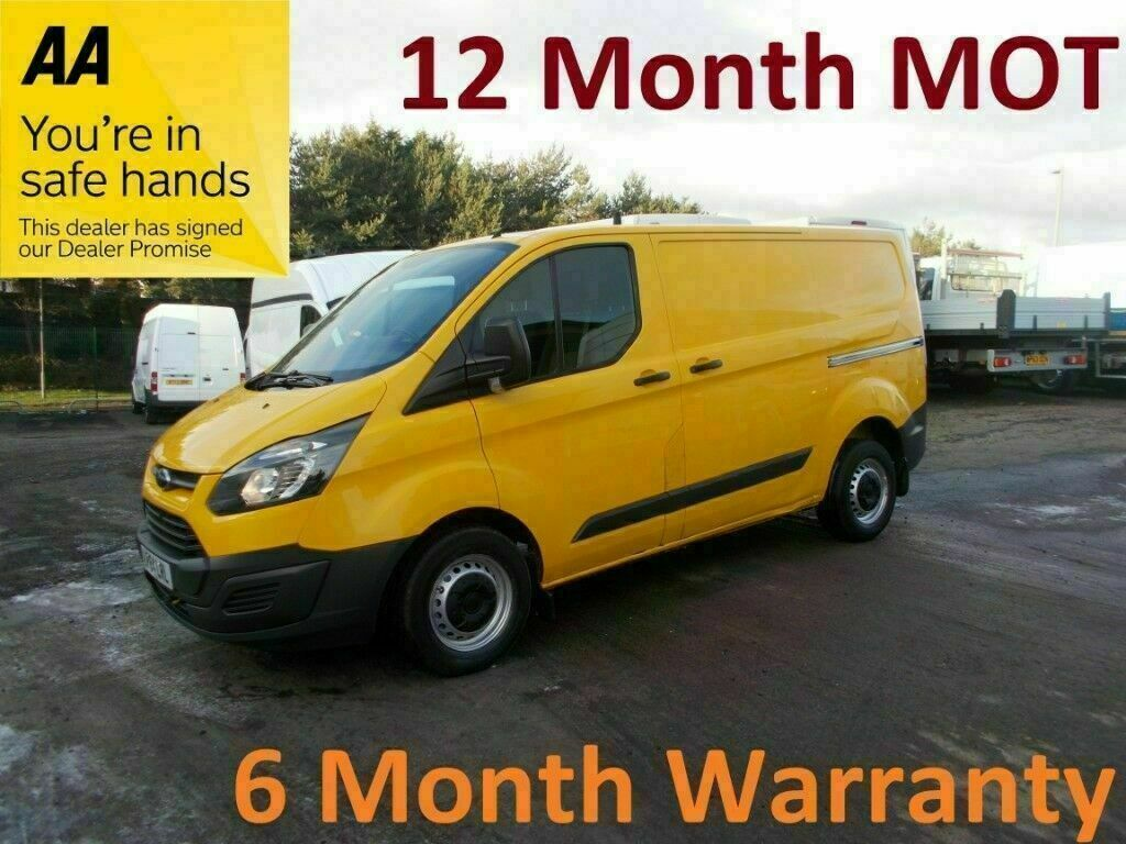 8a021d63e0 Ford Transit Custom 2.2 TDCI 125 310 SWB L Roof  DIRECT from AA  FULL  SERVICE HISTORY  12 MONTH MOT