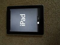 iPad 1st Gen 64gb with SIM Card reader for wifi