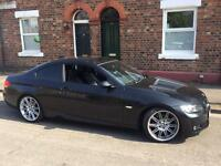 2009 BMW 3 series 2.0 320i M sport coupe