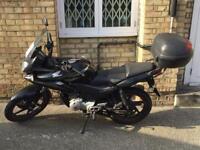 Honda CBF 125 - great bike