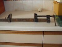 High Quality Wood Clamp (record) Full Working Order