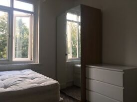 Small double room available now