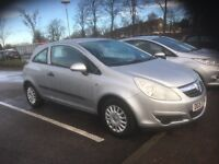 57 VAUXHALL CORSA 1.2 3DR LIFE DRIVES AND LOOKS GREAT 12 MONTHS MOT AND SERVICE HISTORY