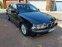 2002 BMW 5 Series 2.5 525d SE 4dr Automatic @07445775115