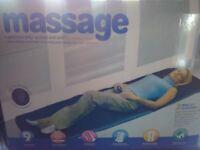 Body massage mat brand new