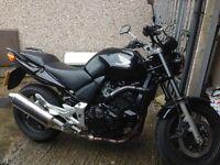 Honda CBF 600 N-4. £2495