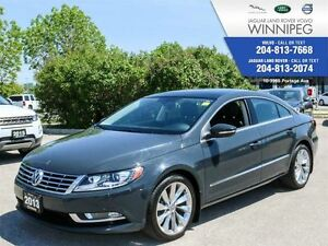 2013 Volkswagen CC Highline *LAST WEEKEND AVAILABLE*