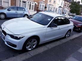 BMW 3 Series 2.0 318d Sport 4dr Auto Family Car with AA Warranty Gold cover and Supagard Protection