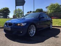 09 BMW 3 Series M-Sport Highline Coupe