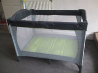 Mothercare Travel Cot/ Play Pen