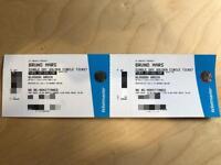 Bruno Mars Golden Circle Tickets, Glasgow Green, 10th July